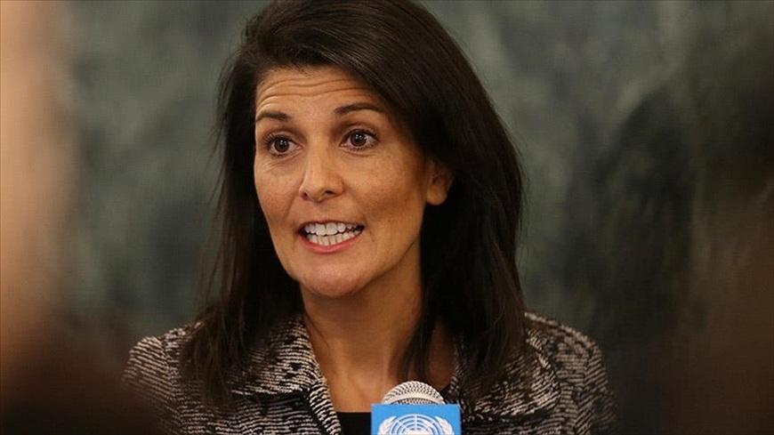 'Suriye rejimi tekrar kimyasal silah kullanırsa ABD vurmaya hazır'