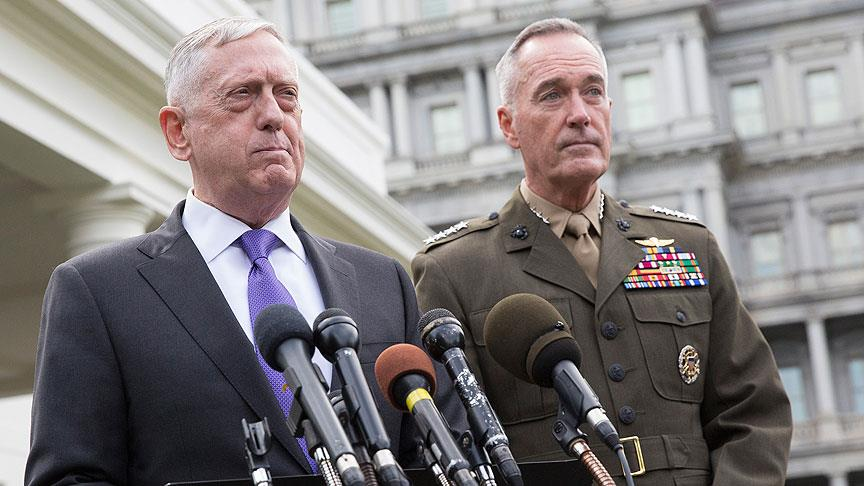 'Vize sorunu iki ülke arasındaki askeri ilişkileri etkilemiyecektir..'