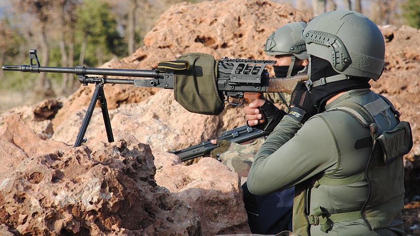Ağrı'da 10 günde 14 terörist etkisiz hale getirildi