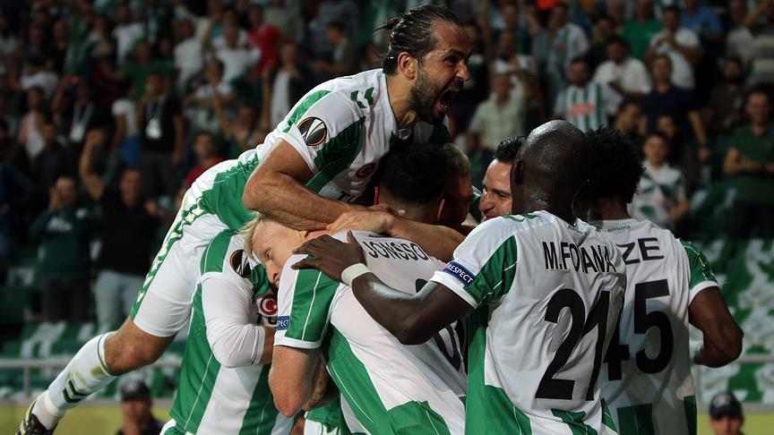 Konya'da beraberlik
