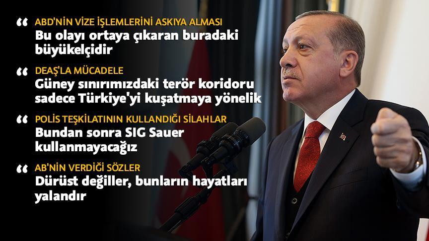ABD'yi Ankara'daki büyükelçi yönetiyorsa yazıklar olsun