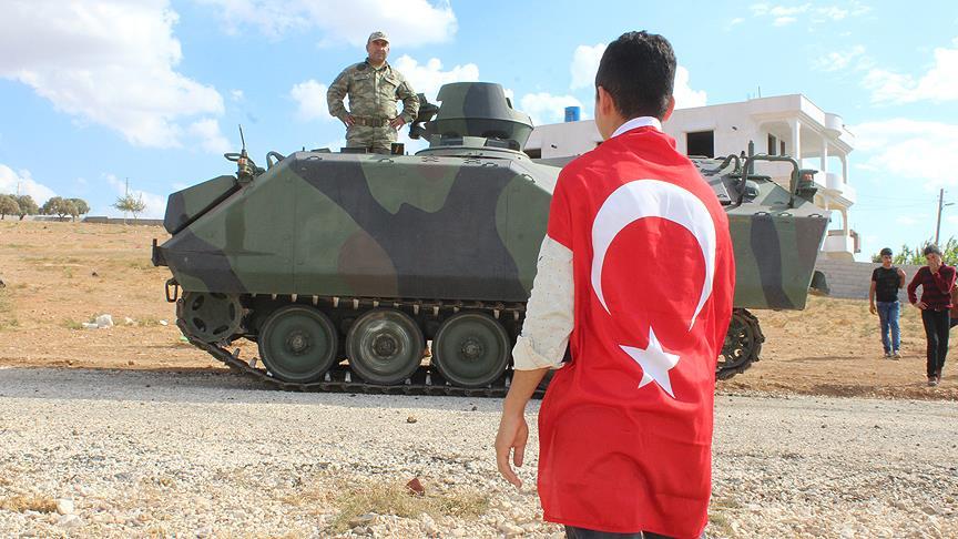 'Türkiye'nin kan dökmeden İdlib'e girmesi sağduyunun zaferidir..'