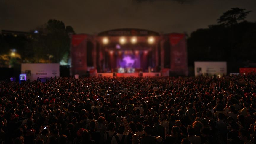 Dünyaca ünlü müzisyenler İstanbul'da konser verecek