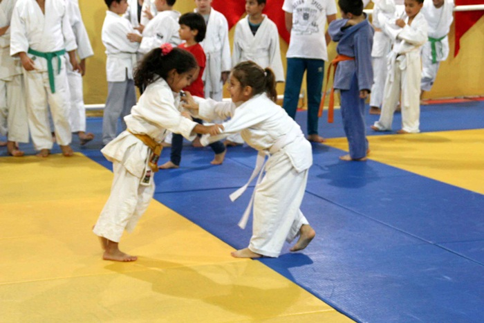 Amatör Spor Haftası Judo ve Boks Müsabakaları