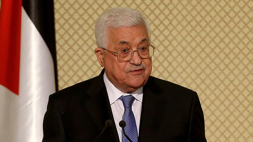 Abbas'tan Yahudi Ulus Devleti yasasını BM'ye taşıma girişimi
