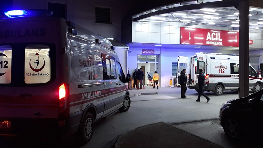 Adana'da karbonmonoksit zehirlenmesi