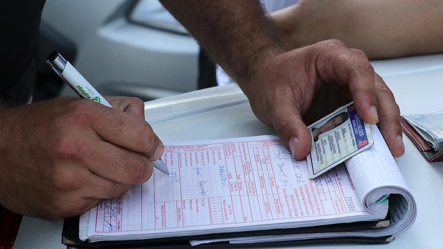 Adana'da 576 sürücünün ehliyetine el konuldu