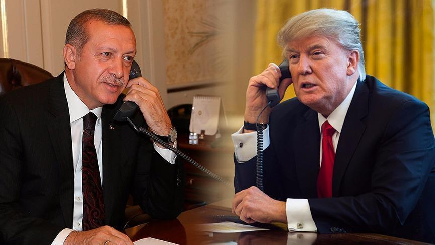 'Türkiye Münbiç'te güvenliği devralmaya hazır'