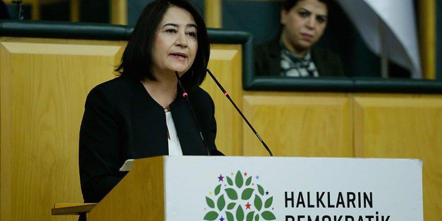 Eski HDP Eş Genel Başkanı Serpil Kemalbay gözaltına alındı