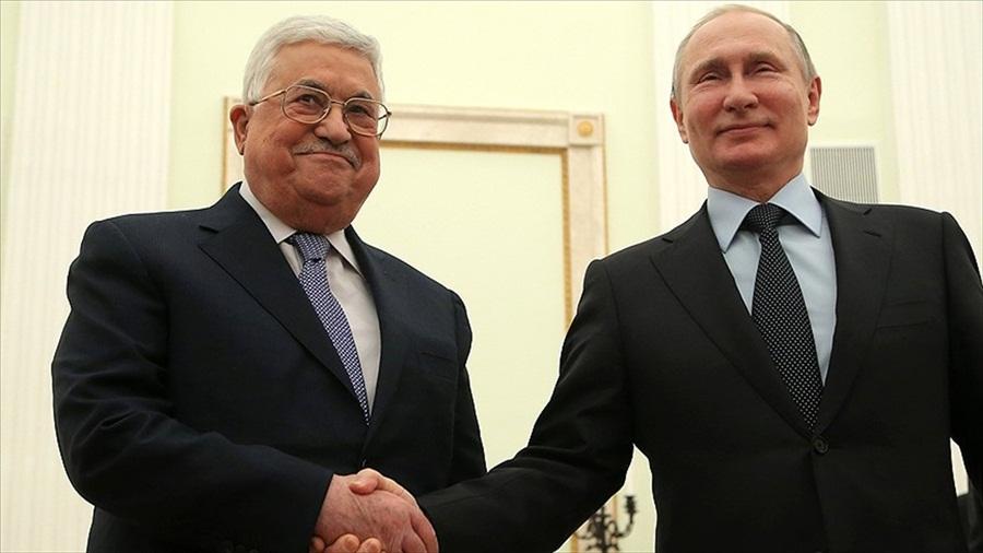 Filistin lideri Abbas: ABD'nin arabuluculuk rolünü artık kabul etmiyoruz