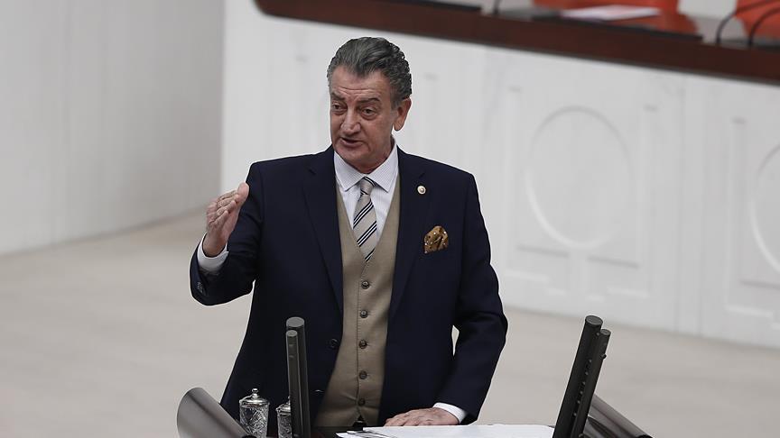 CHP Milletvekili Bozkurt'tan ÖSO'ya 'El Kaide artığı' benzetmesi