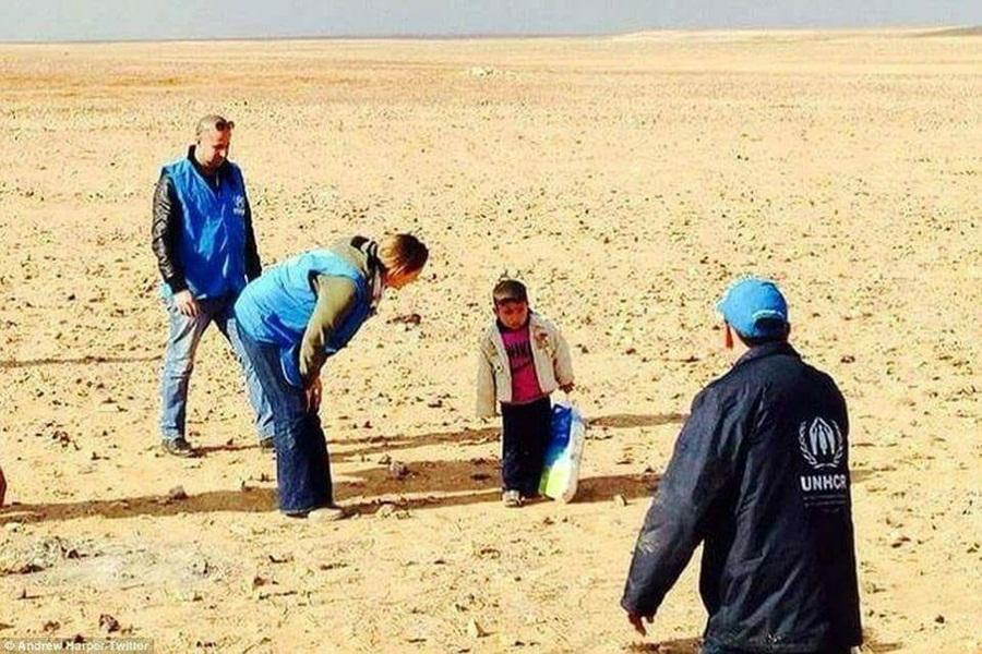 Mahmut Eraslan: 'Çöldeki Çocuk ve Vicdan Konvoyu..'