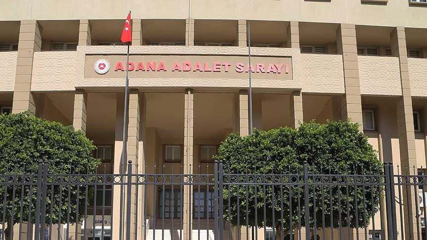 Adana'da gözaltındaki şüpheli adliyeden kaçtı