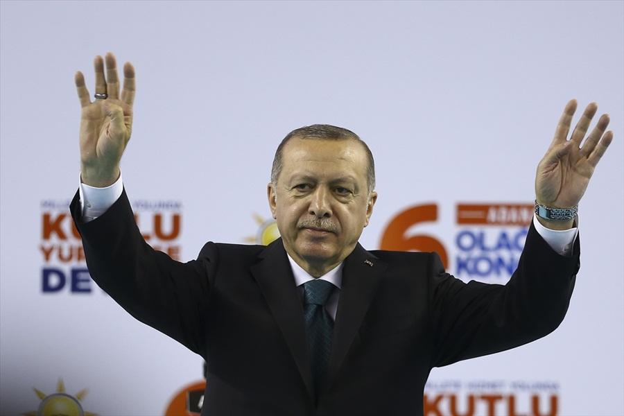Erdoğan: Suriye'de Türkiye'nin olmadığı hiçbir adımın atılması mümkün değil