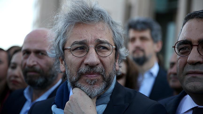 Gezi soruşturmasında Can Dündar hakkında yakalama kararı
