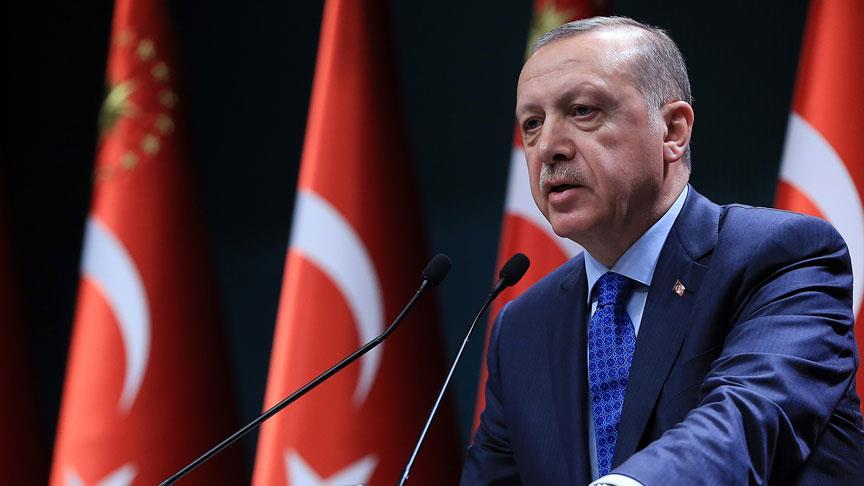 Erdoğan: Olmaz olsun böyle barış