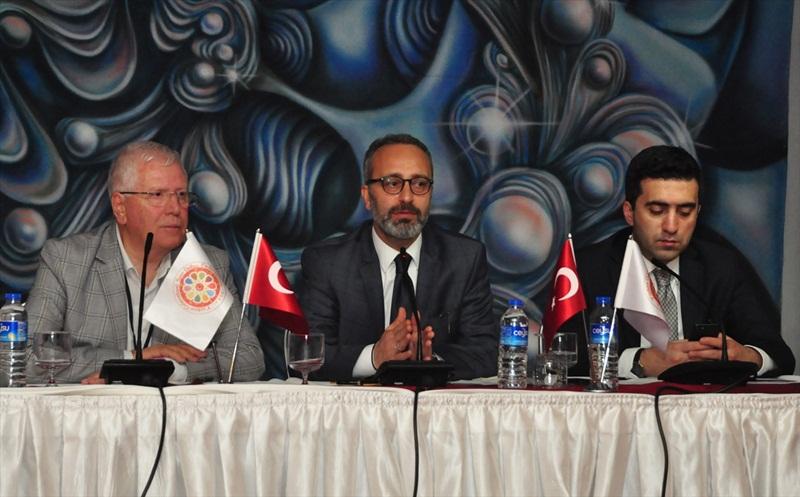 Türkiye Geleneksel Spor Dalları Federasyonu Kulüpler İstişare Toplantısı