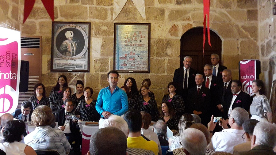 Ramazanoğlu Konağı'nda Türk Sanat Müziği Konseri