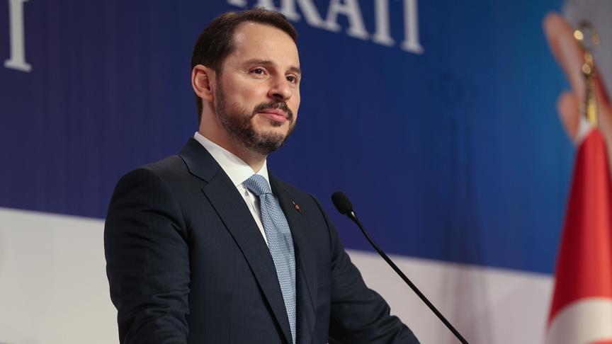 Albayrak: Türk ekonomisinin temeli sağlam