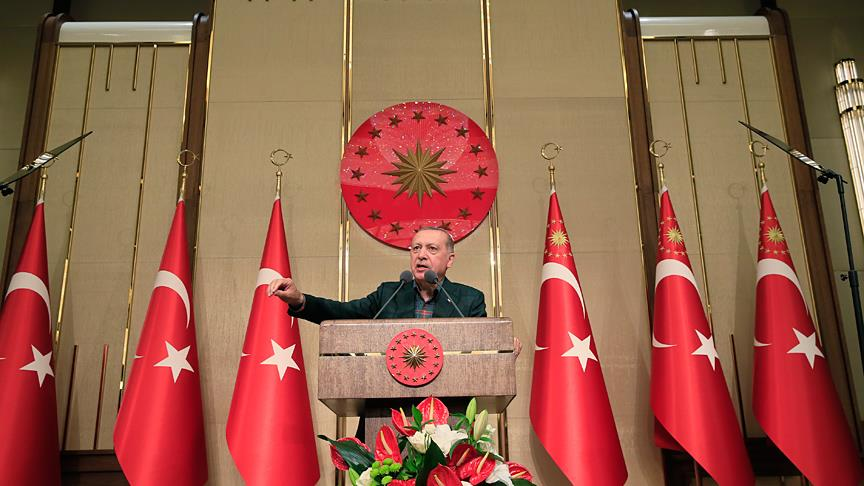 Mustafa Yürekli: Erdoğan, Atatürk tipi bir lider. Gerçekçi ama idealist!