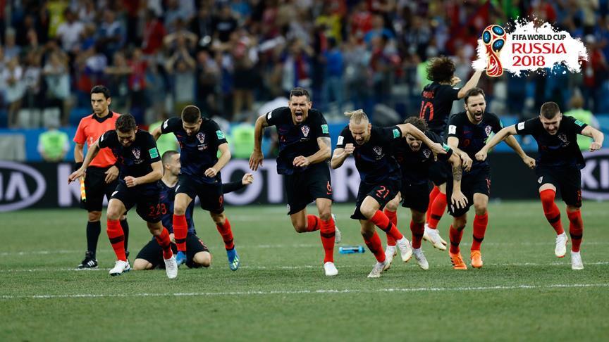 Hırvatistan finale uzatmalarda 'uçtu'