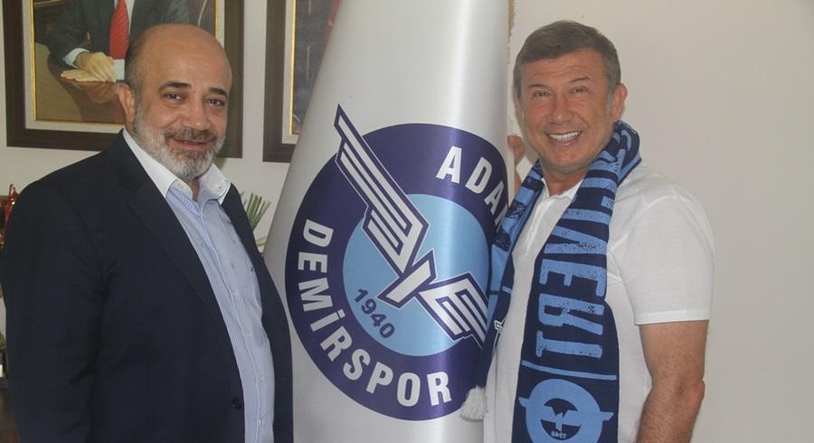 Adana Demirspor Tanju Çolak ile yollarını ayırdı