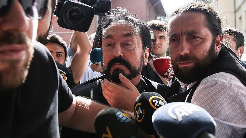 Mustafa Yürekli : Adnan Oktar'ın suç listesi son derece kabarık