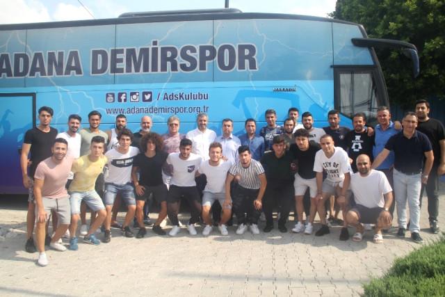 Adana Demirspor'da Elazığspor maçı hazırlıkları