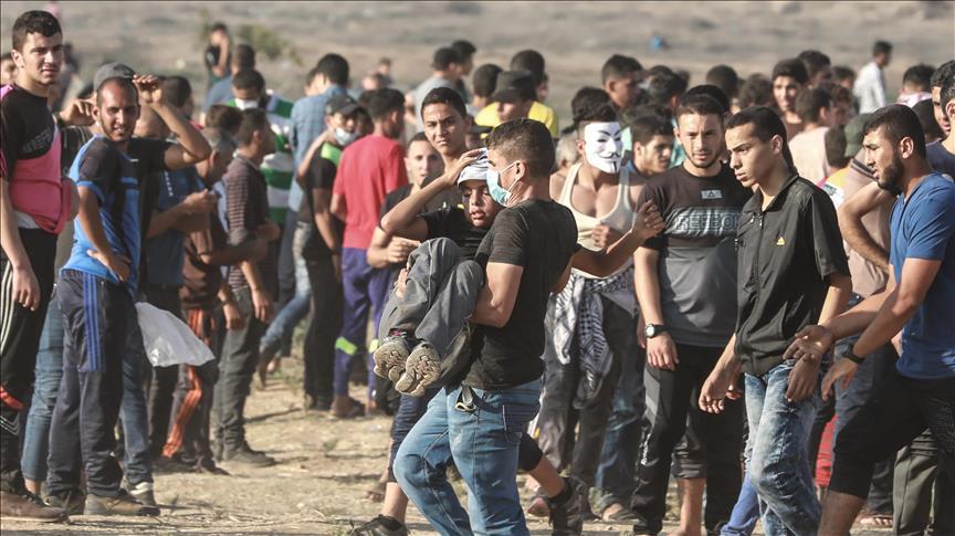 İsrail 2018'de 37 Filistinli çocuğu öldürdü