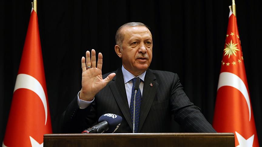 Erdoğan: CHP'yi kurtarmamız lazım