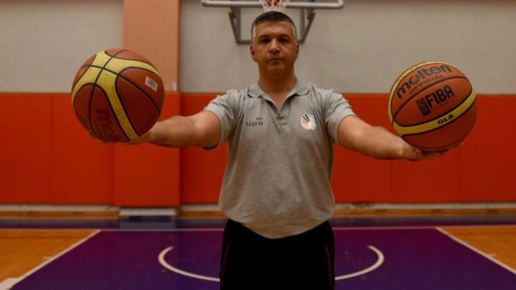 Adana Basketbol'da başantrenörlüğe Olcay Orak getirildi