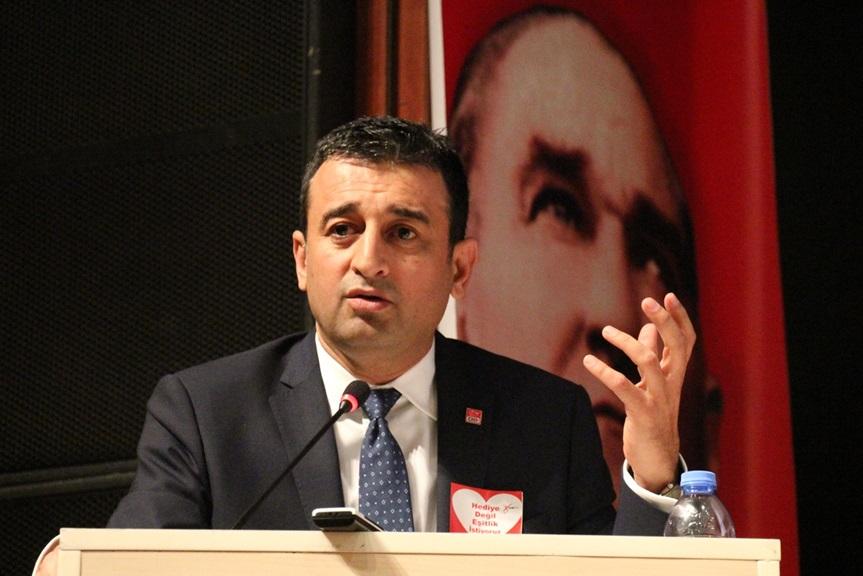 CHP Adana Milletvekili Burhanettin Bulut'un Bayram Mesajı