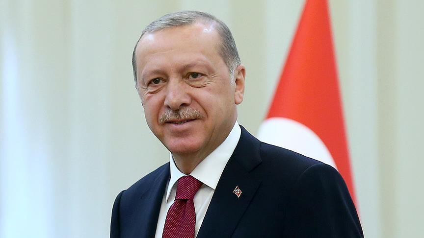 Cumhurbaşkanı Erdoğan Mevlit Kandili'ni kutladı