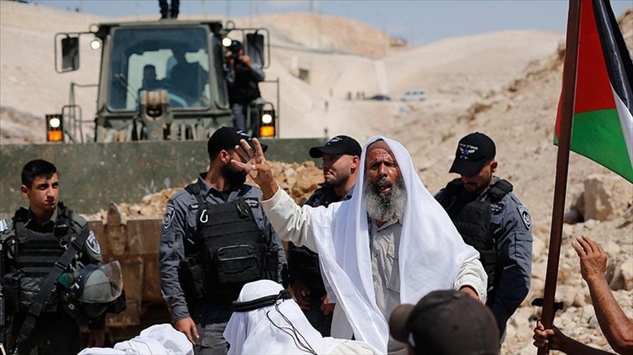 Filistin'den İsrail'e 'uluslararası dava' uyarısı