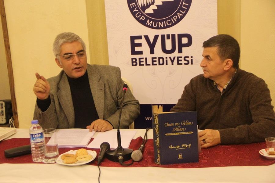 """Mustafa Yürekli: """"Milli Dede""""den Gençlere """"İman ve İslam Atlası.."""""""