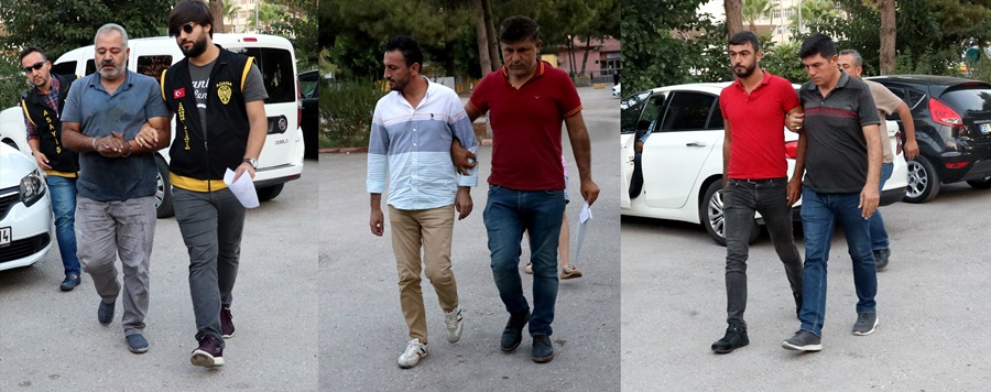Adana'da fuhuş operasyonu..