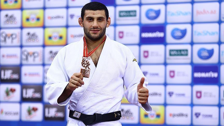 Judoda madalya hasretini sonlandırdı