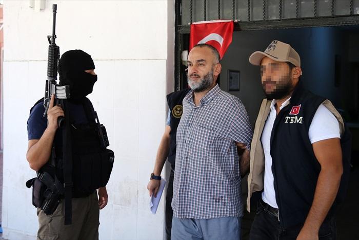 """Terör örgütü DEAŞ'ın sözde """"Adana emiri"""" yakalandı"""