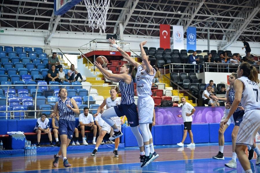 A3 Basket: 54 - Çukurova Basketbol: 91