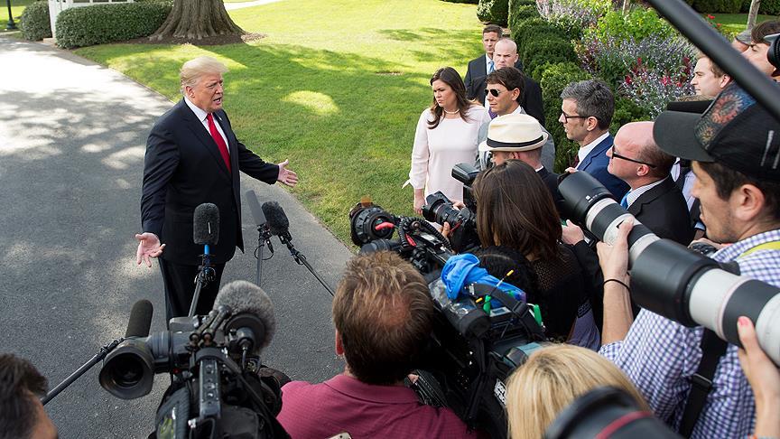Trump 'Büyük Felaket' ifadesini kullandı