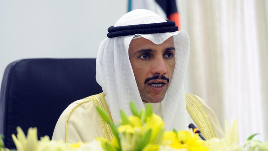 Kuveyt Meclis Başkanından Türkiye'ye övgü dolu sözler