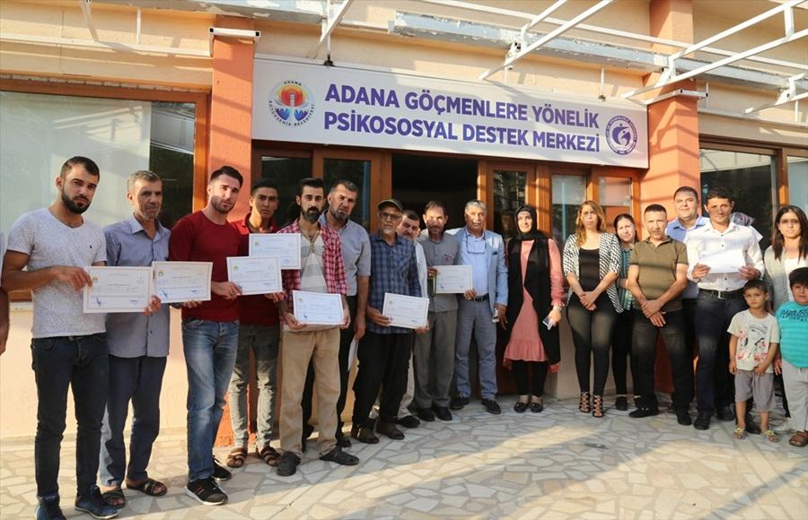Adana'da Yabancı uyruklulara Türkçe eğitimi