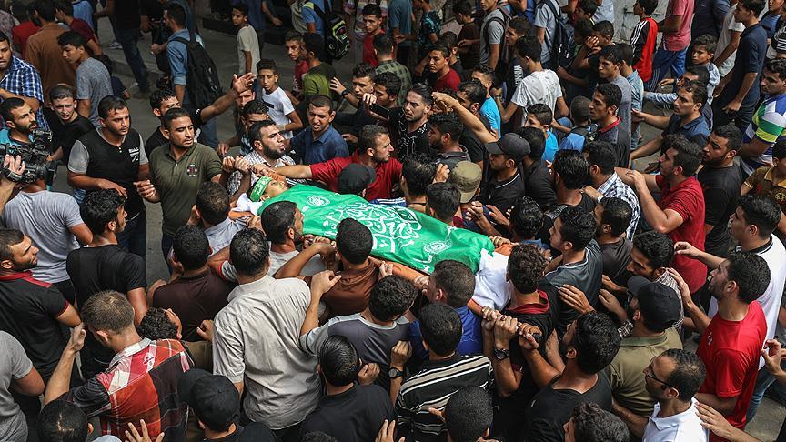 Gazze'deki Büyük Dönüş Yürüyüşü gösterilerinin bilançosu: 198 şehit