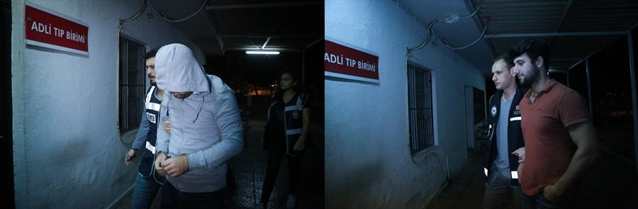 Adana'da FETÖ/PDY operasyonu: 4 gözaltı