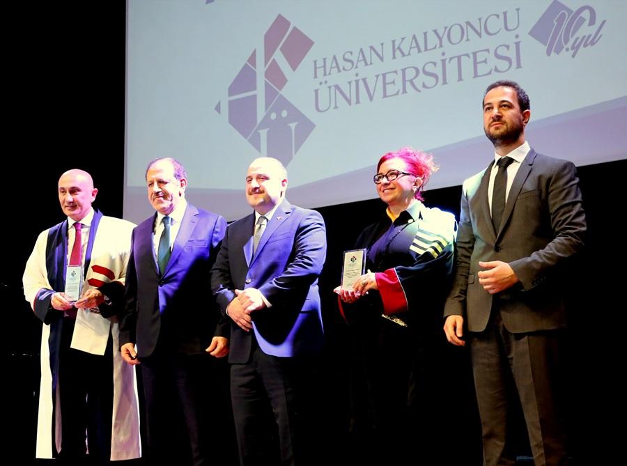 Bakan Mustafa Varank'ın Katılımıyla HKÜ'de Akademik Yıl Açılış Töreni Heyecanı