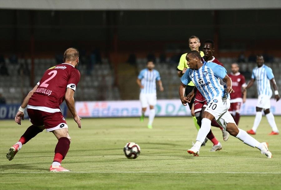 Adana Demirspor: 0 - Tetiş Yapı Elazığspor: 1