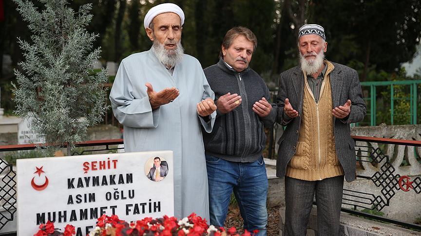 Şehit Kaymakam Safitürk'ün babası Asım Safitürk: Adaletin yerini bulduğunu düşünüyorum
