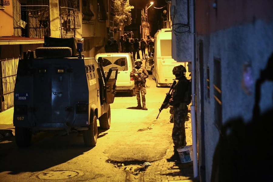 Adana merkezli uyuşturucu operasyonu