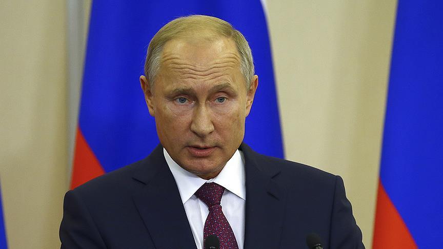 Putin: Türk dostlarımızın menfaatlerine saygı duyuyoruz