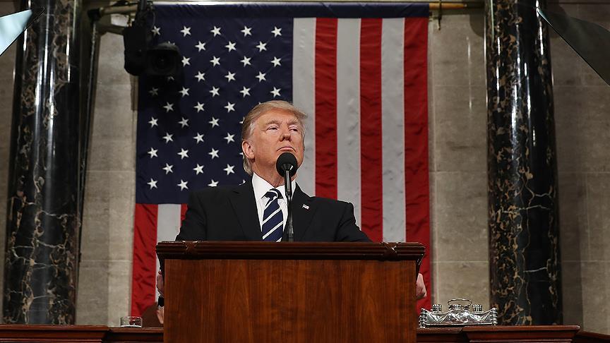 Trump 'Bu benim başkanlığımın sonu' demiş